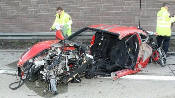 f430 scuderia acidente 4
