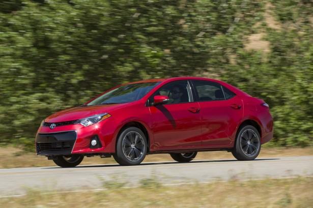 Novo Toyota Corolla 2014 3