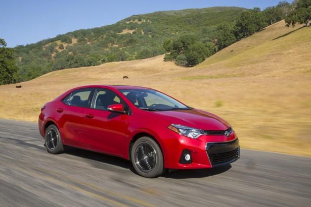 Novo Toyota Corolla 2014 5