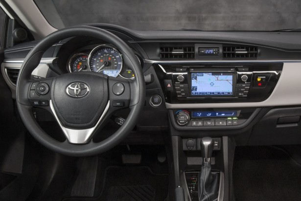 Novo Toyota Corolla 2014 8