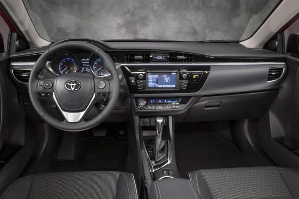 Novo Toyota Corolla 2014 9