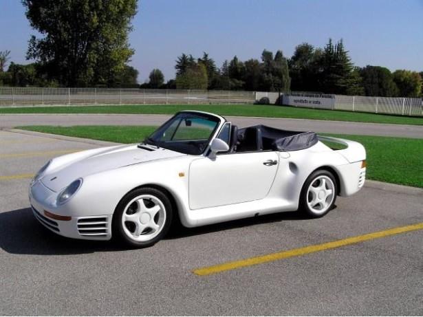 Porsche 959 Cabrio 2