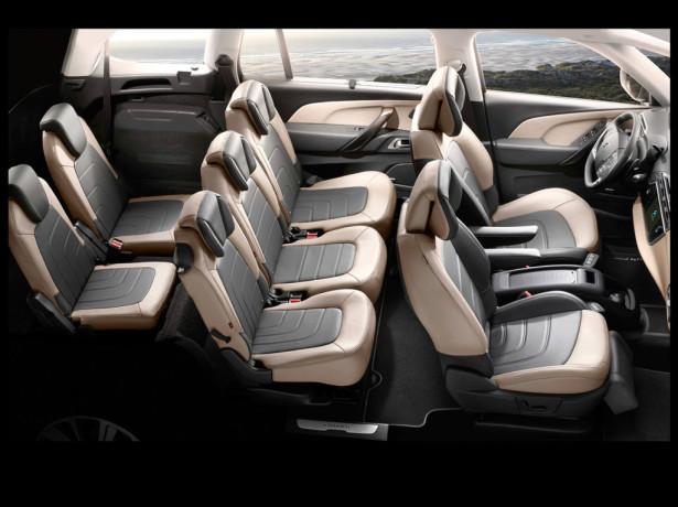 Citroën C4 Grand Picasso 2013