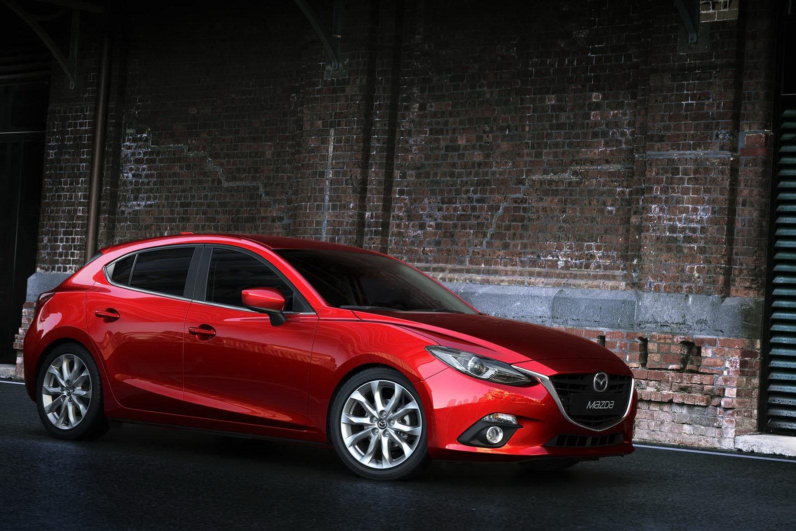 Lovely ... Mazda 3 2013 G ...