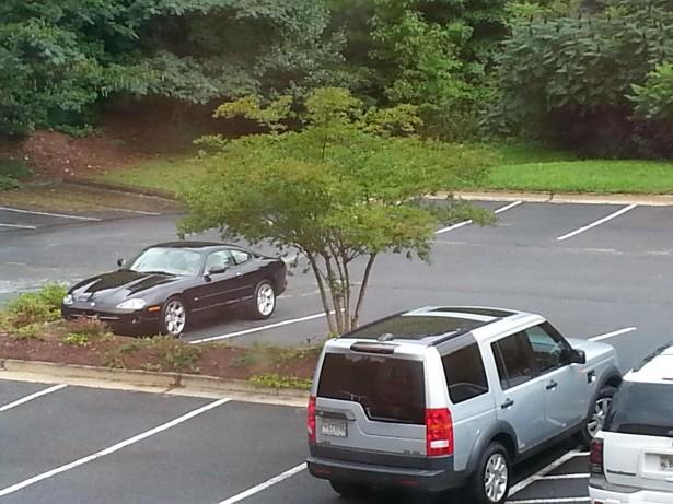 Estacionamento Jaguar