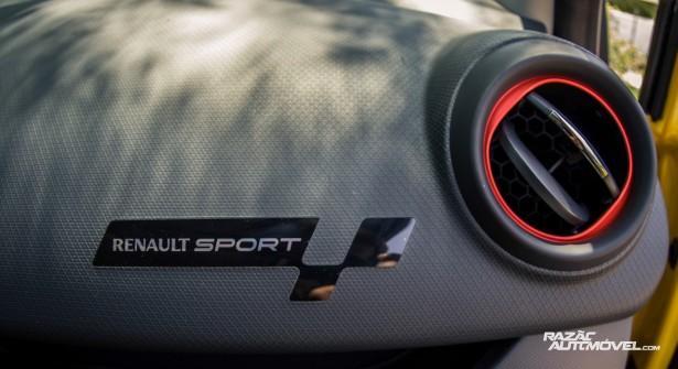 Renault Clio RS 200 EDC teste 18