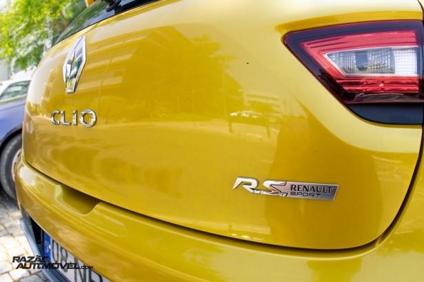 Renault Clio RS 200 EDC teste 21