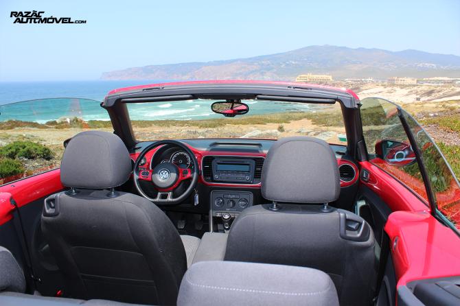 Volkswagen Beetle Cabriolet 11