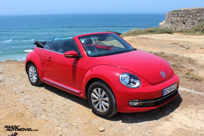 Volkswagen Beetle Cabriolet 7