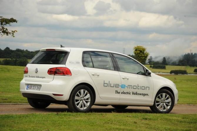 Volkswagen e-golf8