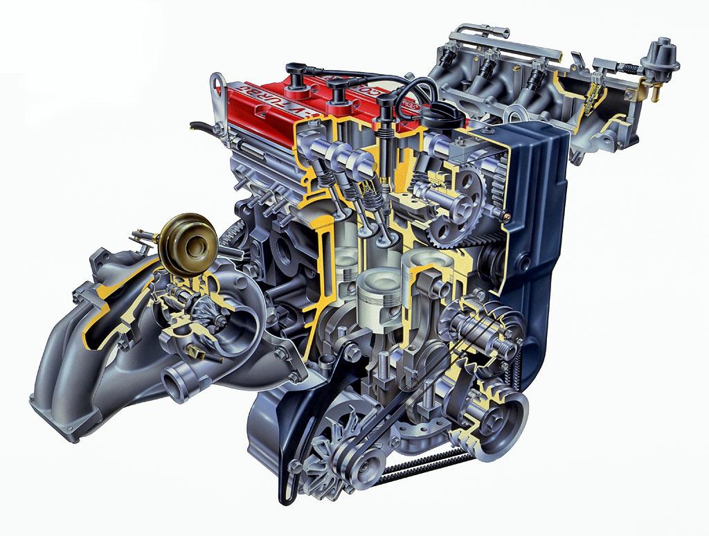 Cosworth YBT
