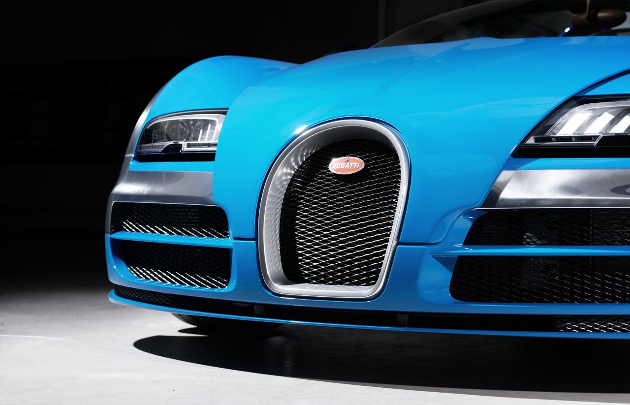 Bugatti Veyron Grand Sport Vitesse Meo Constantini