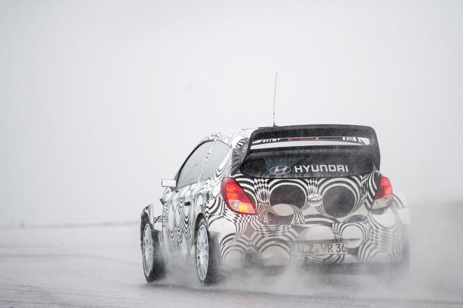 Hyundai i20 - Testes
