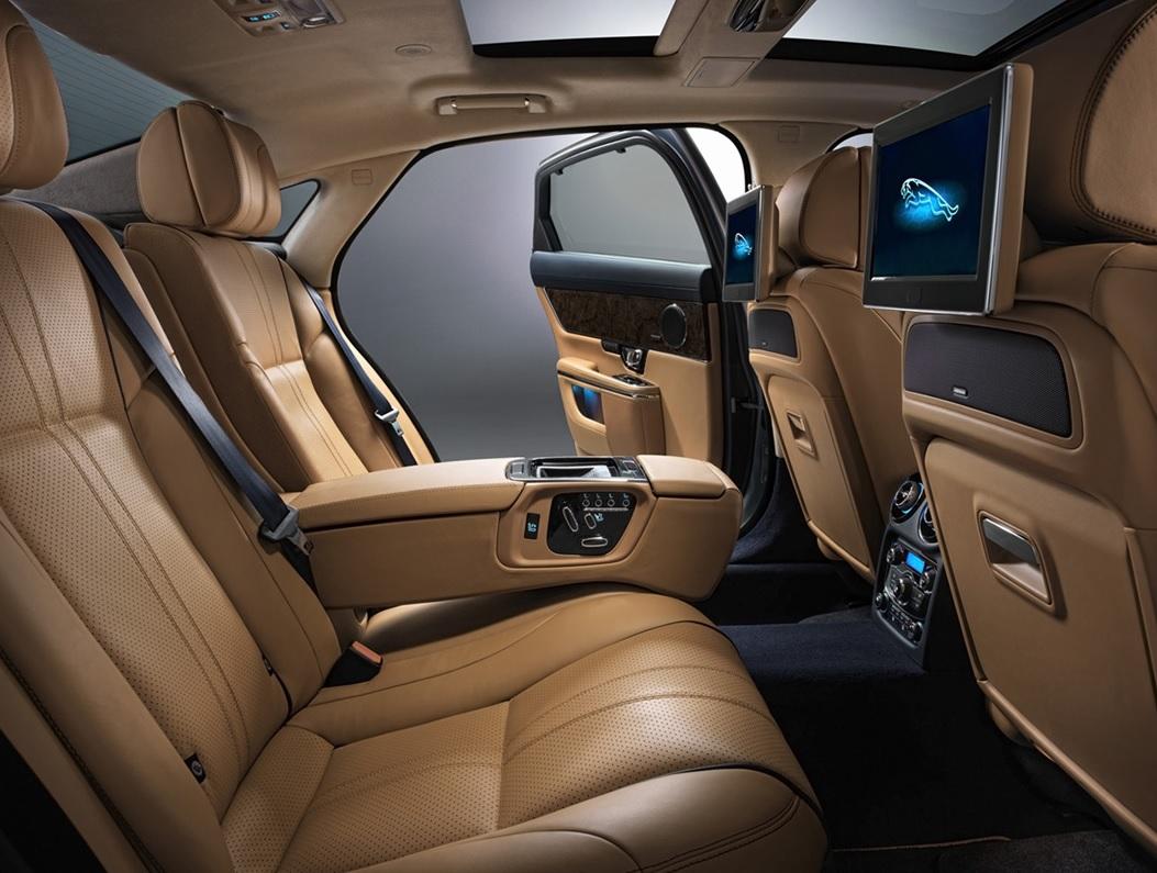 2014 Jaguar XJ Interior 1 1280x800