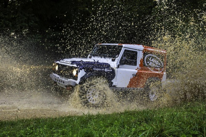 Defender Challenge Rally Series 3