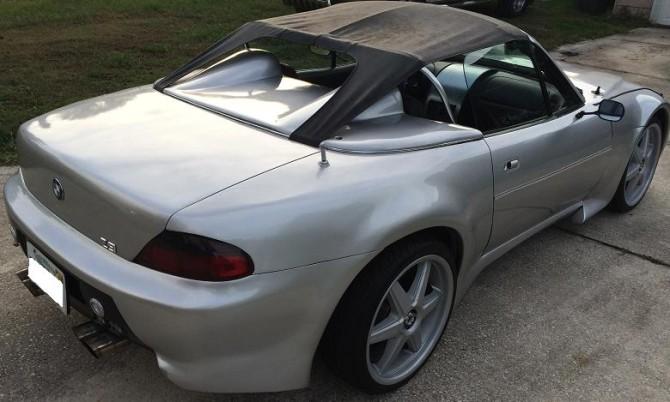 Mazda Mx-5 BMW Z9 7