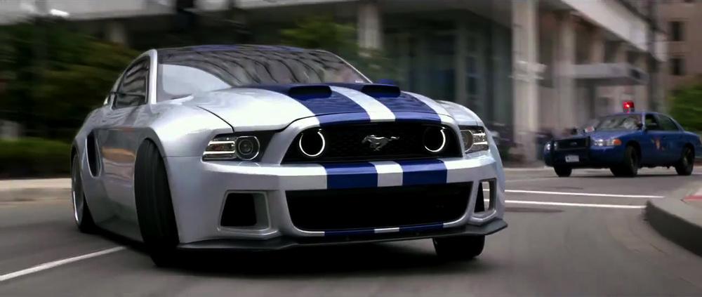 Novo Trailer Oficial Need For Speed O Filme