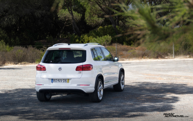 VW Tiguan 1.4 TSI R-Line 10