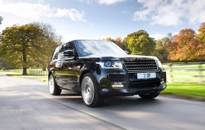 Range Rover Overfinch 2014