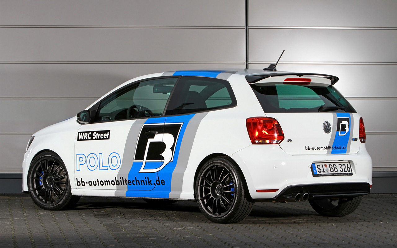 b b volkswagen polo r wrc street um polo com ganas. Black Bedroom Furniture Sets. Home Design Ideas