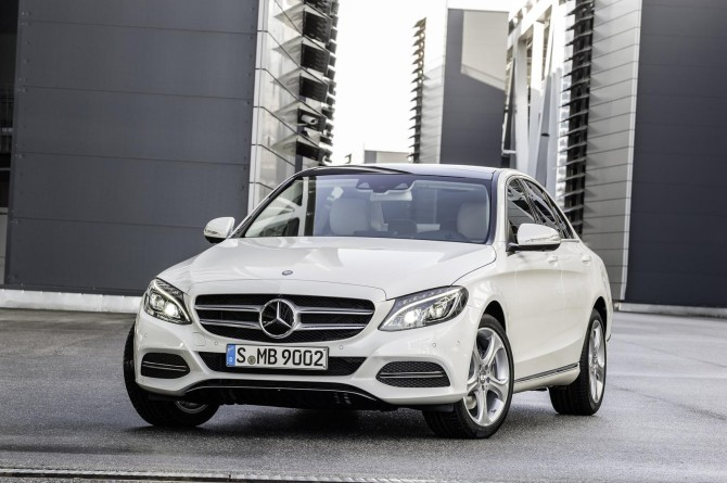 2014-Mercedes Classe C