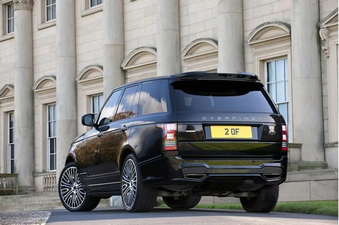 2014 Range Rover Overfinch