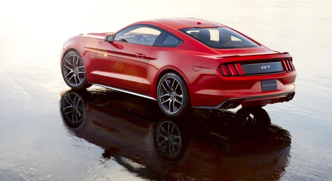 FORD MUSTANG 2015 2