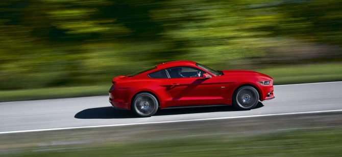 FORD MUSTANG 2015 3