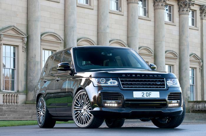 Range Rover 2014 Overfinch