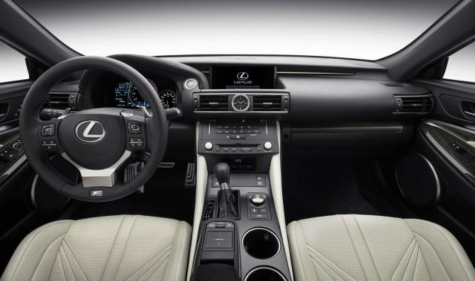 Lexus RC F 9