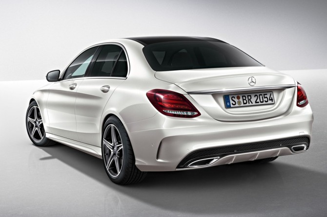 Mercedes C Class AMG Pack