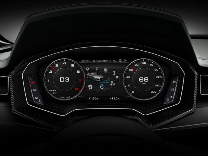 Novo Audi TT 6