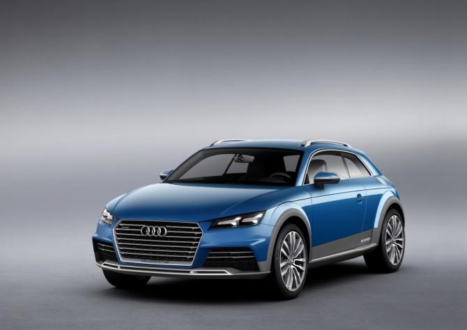 Salão de Detroit 2014_ Audi Allroad Shooting Brake Concept_01