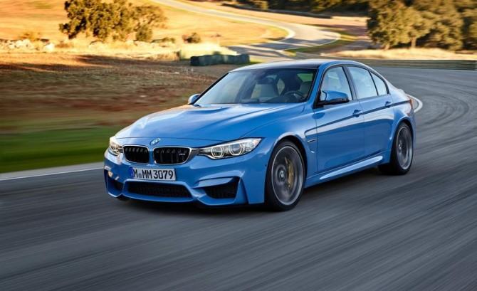 Salão de Detroit 2014_ BMW M3 Sedan_01