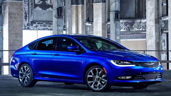 Salão de Detroit 2014_ Chrysler 200