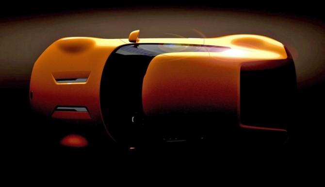 Salão de Detroit 2014_ KIA GT4 Stinger Concept_01