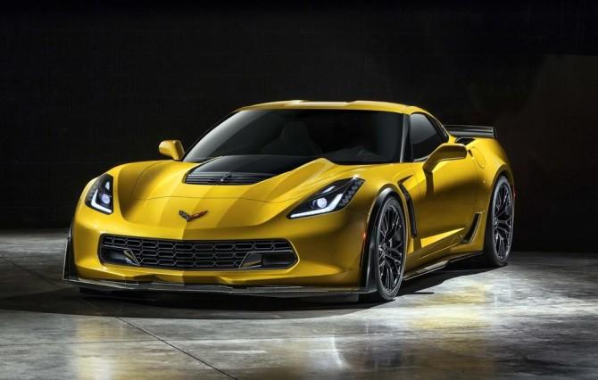 Salão de Detroit 2014_Chevrolet Corvette Z06_01