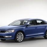 Salão de Detroit 2014_VW Passat Bluemotion concept