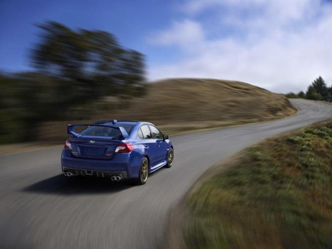 Subaru WRX STI 6