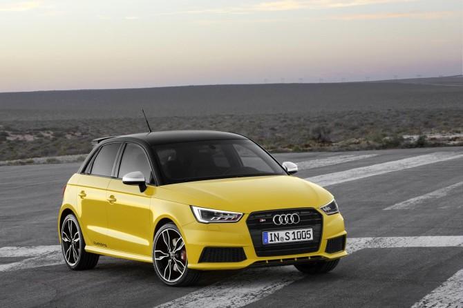 Audi S1 Quattro 12