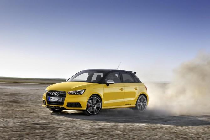 Audi S1 Quattro 8