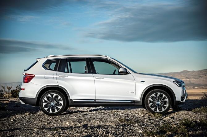 BMW X3 2015 21