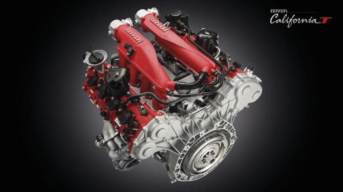 Ferrari California T 10
