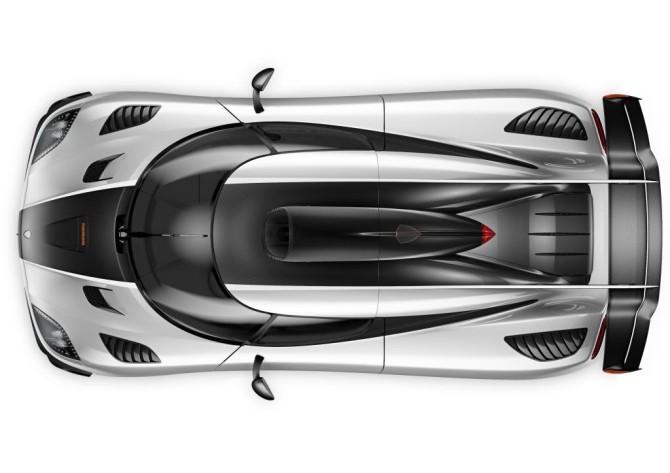 Koenigsegg One 3
