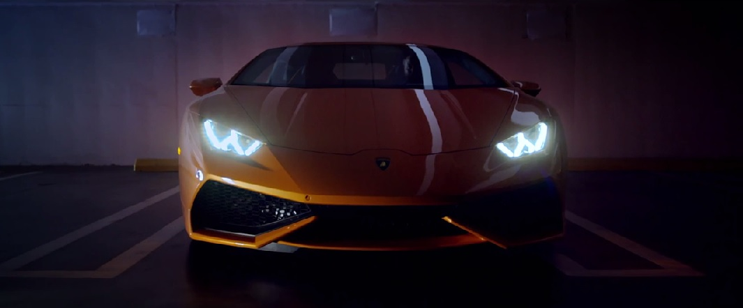 este o novo trailer do lamborghini huracan. Black Bedroom Furniture Sets. Home Design Ideas