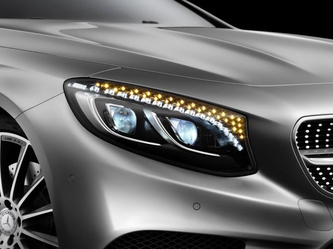 Mercedes Classe S Coupé 45