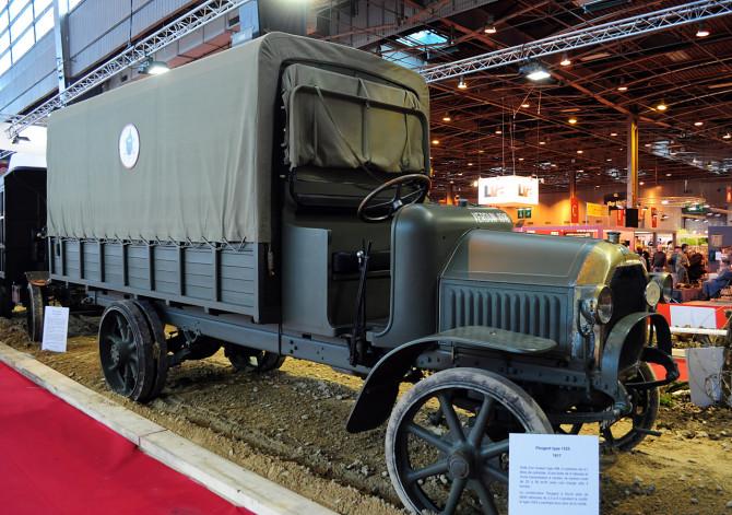 Peugeot Type 1525