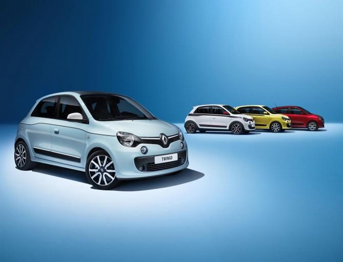 Renault Twingo 2014 12