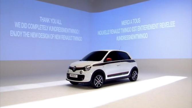 Renault Twingo 2014 2