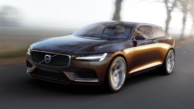 Volvo Concept Estate capa